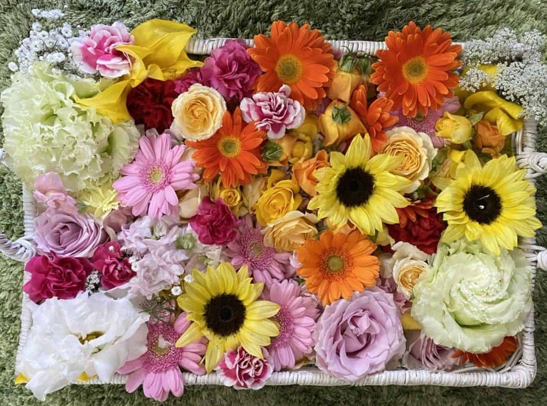 お花と愛に包まれた家族葬のお手伝い